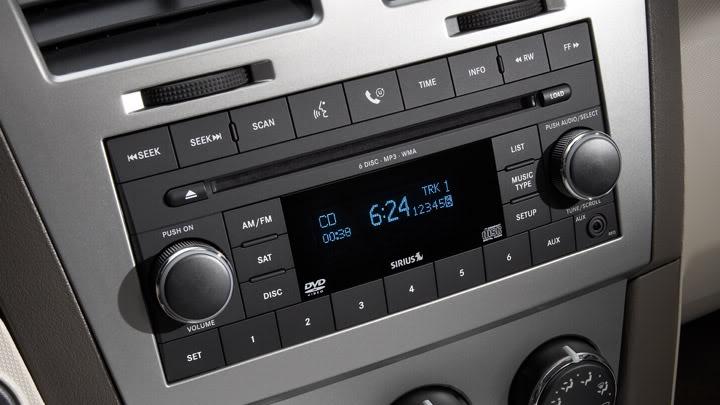 Caliber Standard, Navigation and MyGIG Radio & Kicker