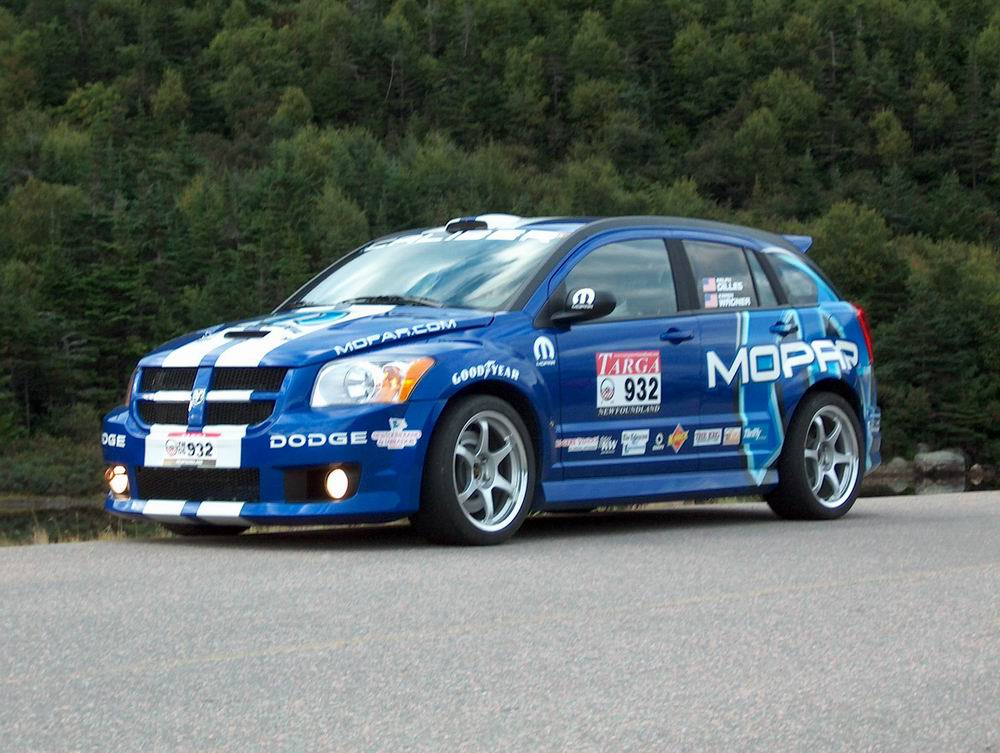 Caliber Rally Car Potential Dodge Caliber Forums