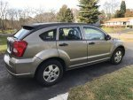 jamesd's 2008 Dodge Caliber