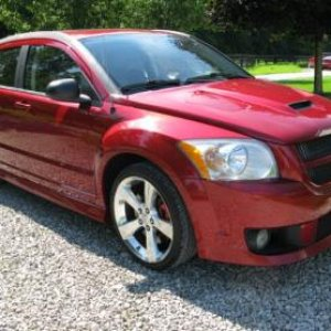 2009 Dodge Caliber SRT4 2